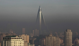 "Ryugyong Hotel in Pyongyang -- ""The Hotel of Doom"""