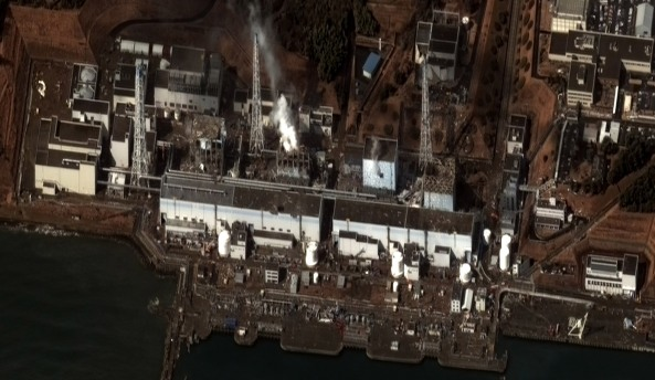 Earthquake and Tsunami damage-Dai Ichi Power Plant, Japan