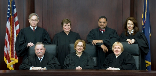 Michigan Supreme Court, including the disgraced former Judge Diane Hathaway