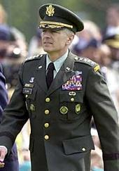 General Wesley Clark, former Supreme Commander of NATO