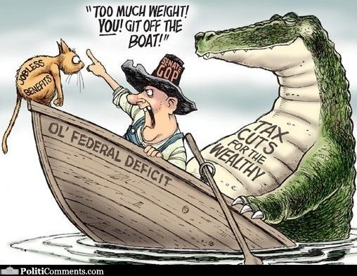 ol fed deficit